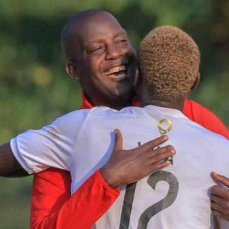 Uganda Kupası: Bbosa'ya güvenen Express FC, Kyetume