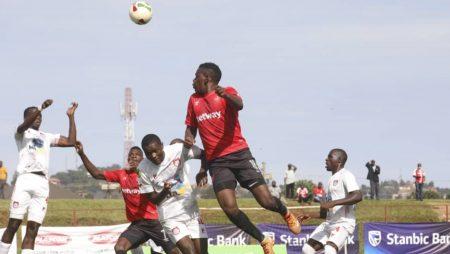 Uganda Kupası: Express FC, Kyetume FC'ye karşı ilerlemek için gerekli olanı yaptı – Bbosa